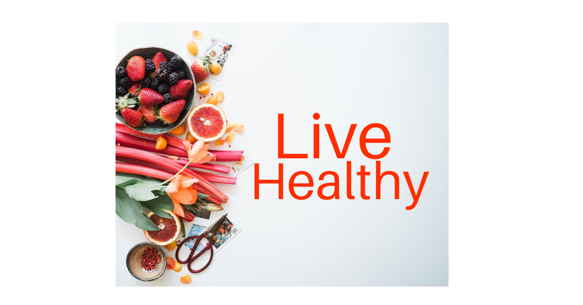 Live Healthy tools