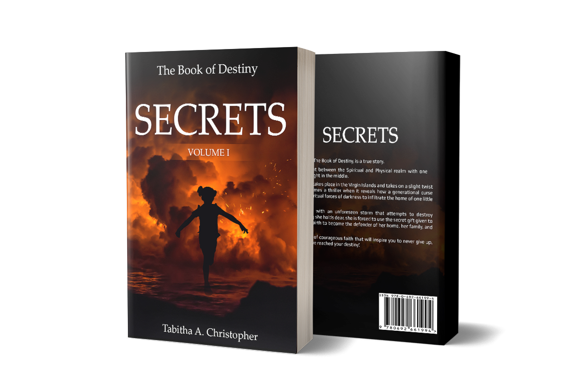 3D Secrets Book of Destiny